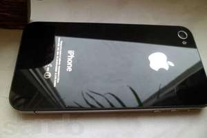 Iphone 4 black 16 gb neverlock срочно