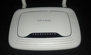 Маршрутизатор Wi-Fi роутер TP-LINK TL-WR842ND 1 USB 2.0